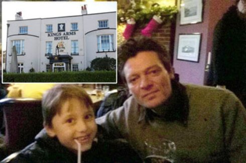 Британку шокировал призрак на семейной фотографии