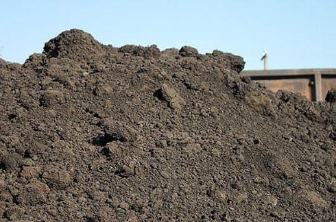 Бурый уголь в Украине