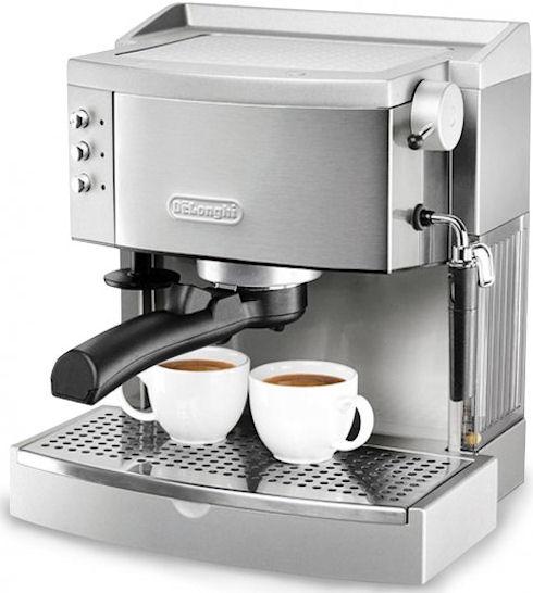 Быстрый кофе «эспрессо» за 30 секунд