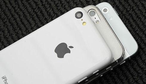Представление бюджетного IPhone 5C