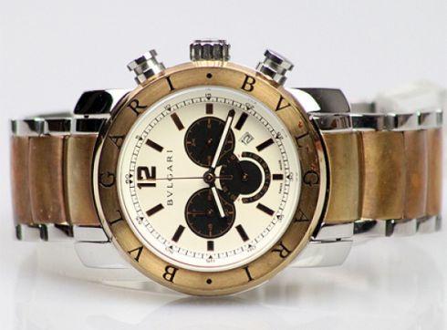 Часы фирмы Bvlgari