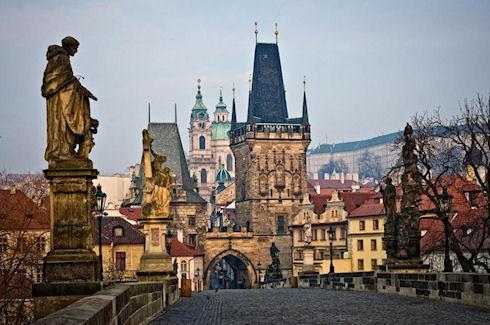 Чехия, Прага — когда посетить и что посмотреть