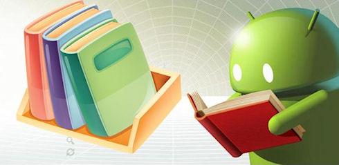 Читаем книги на смартфоне Android