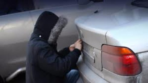 Что делать, если украли автомобильные номера?