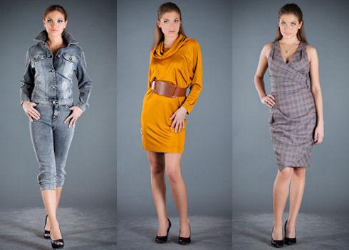 Что модно носить худеньким девушкам