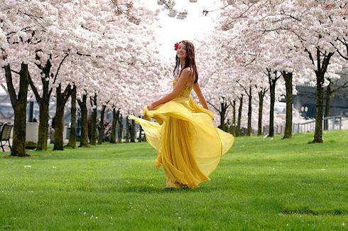 Что носить весной. Основные тенденции