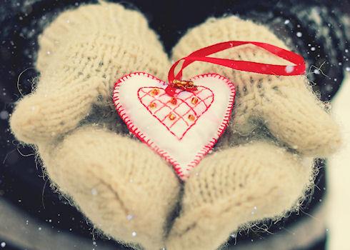 Что подарить второй половинке на День святого Валентина?