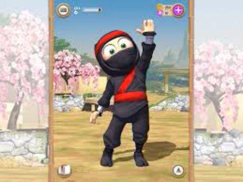 Clumsy Ninja — самый забавный и добрый тамагочи в мире