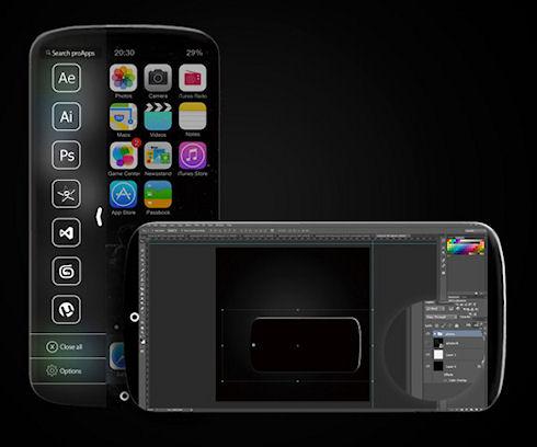 Независимый дизайнер представил модель iPhone Pro