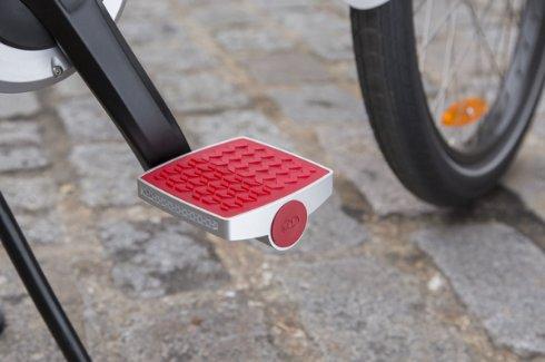 «Умные» велосипедные педали от Connected Cycle будут следить за транспортным средством