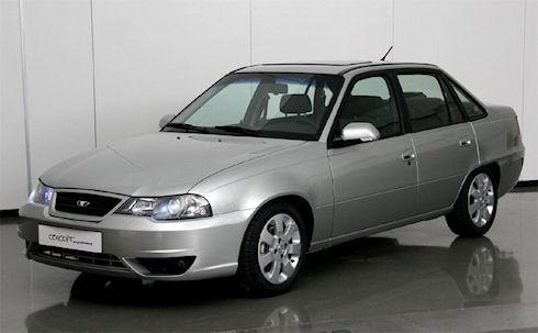 Daewoo Nexia New - простой и доступный автомобиль