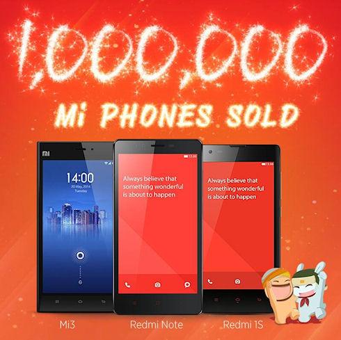 Дела Xiaomi идут в гору