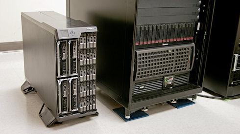 Dell PowerEdge VRTX – идеальный сервер для развития бизнеса