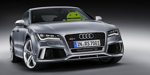 Деловой союз Google и Audi