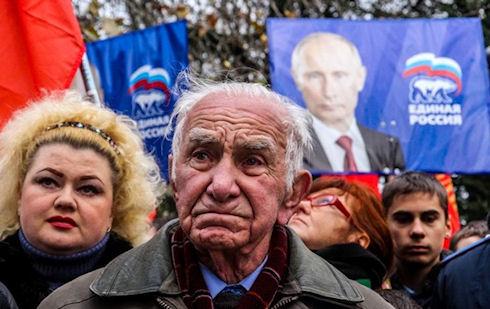 В День народного единства в Крыму пройдет митинг