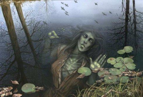 Деревья и суеверия