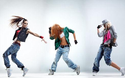 Дети танцуют Hip-Hop