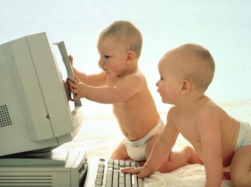 Дети в интернете: плюсы и минусы