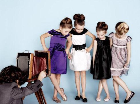 Детская мода в 2013 году