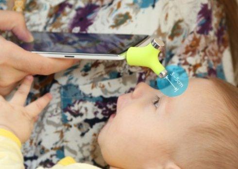 Для смартфона придумали «умный» термометр