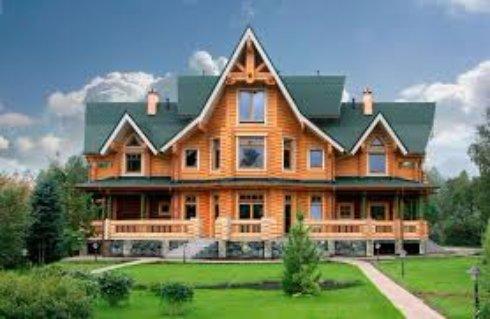 Дома из бревен
