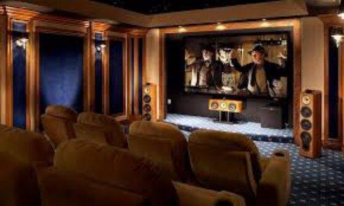 Домашний кинотеатр — телевизор, сигнал и звук