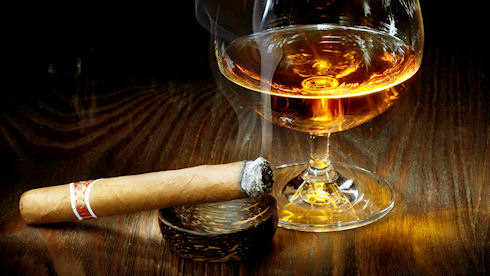 Домашний напиток — виски