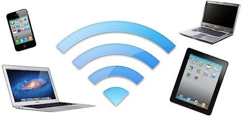 Домашняя Wi-Fi сеть, неоспоримое преимущество