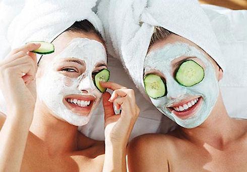 Домашняя косметика: маски для волос