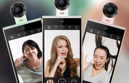 Состоялась презентация смартфона Doov Nike V1 с камерой-«веслом»