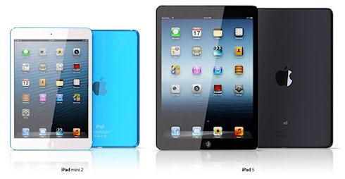 Самые последние и достоверные новости о долгожданной новинке iPad mini 2