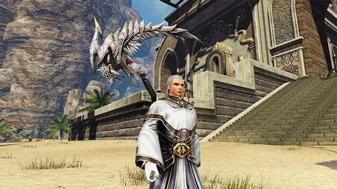 Cтарт закрытого бета-тестирования западного варианта игры «Dragon's Prophet»