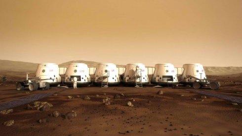 Австралийские студенты создали аппарат, способный поддерживать дыхание человека на Марсе