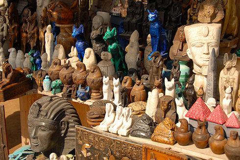 Египет. Торговля как искусство.