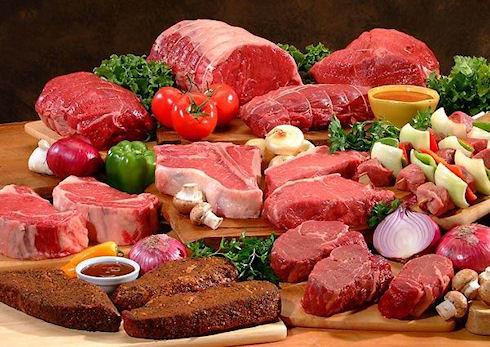 Продажа экзотического мяса в Европе