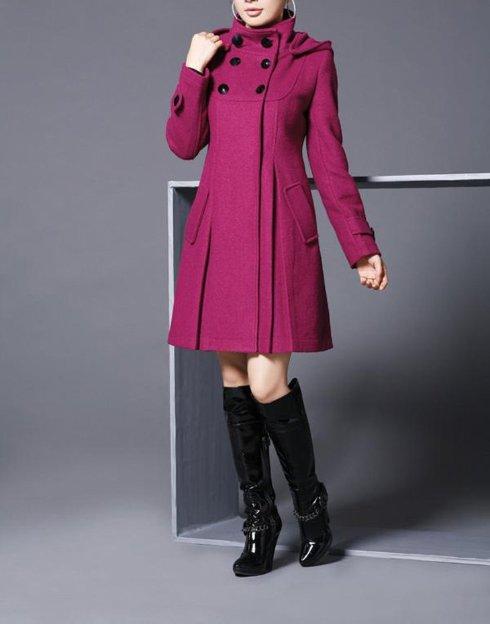 Элегантное пальто для женщин