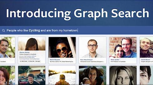 Социальная сеть Facebook объявила о запуске поисковых систем для пользователей