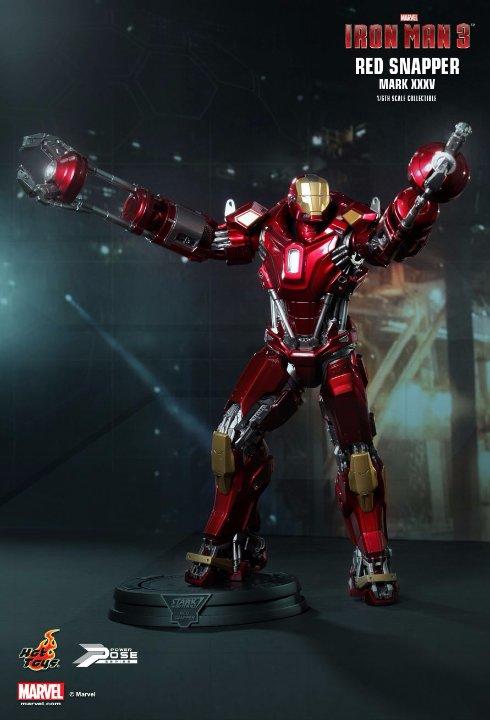Фигурка Iron Man: герой фильма или комикса?