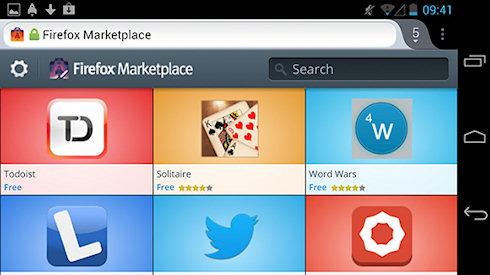 Mozilla обзавелась собственным магазином приложений для платформы Android
