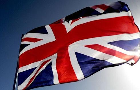 Какие флаги сложены в единый флаг Великобритании?
