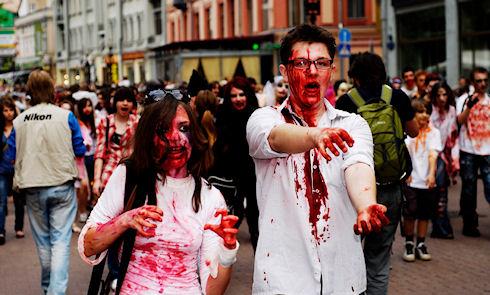 Флешмобы в Москве – где проходят эти события?