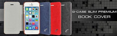 G-Сase Slim Premium — простота и функциональность.