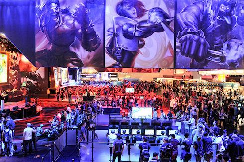 Новинки компьютерных игр на выставке Gamescom 2013
