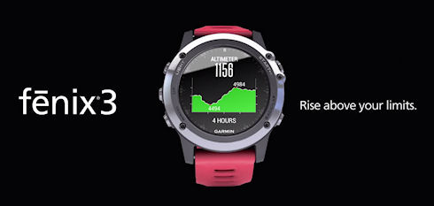 Garmin представила «умные» часы для туристов и спортсменов