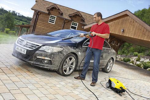 Где помыть машину, чтобы не было штрафа, если мойка Керхер далеко?