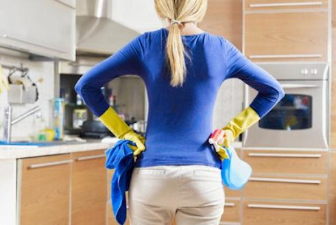 Генеральная уборка — клининговые услуги от профессионалов