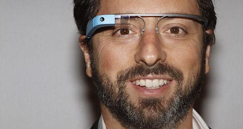 Google Glass – очки нового поколения