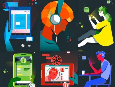 Самый популярный контент магазина Google Play 2014 года