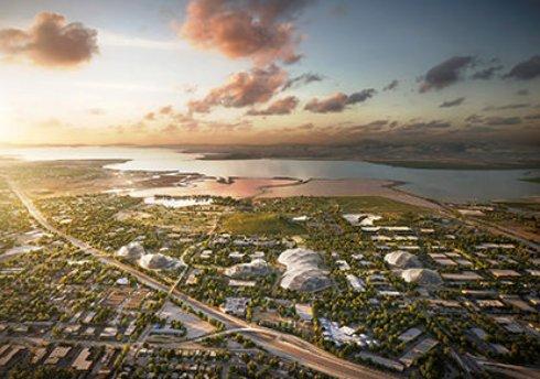 Google работает над созданием города будущего