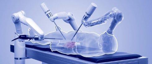 Google создает хирургов-роботов